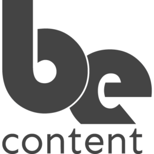 BeContent - agencja copywriterska - logo